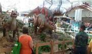 Mostra trará mais de dez espécies de dinossauros, incluindo réplica do temido Tiranossauro Rex de 6 metros de altura - Continue lendo