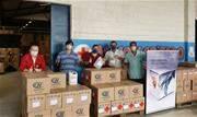 Nesta quarta-feira, 15/04, a Prefeitura de Diadema recebeu uma doação da empresa ArcelorMittal Aços Longos LATAM. - Continue lendo