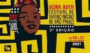 Parceira da 3ª edição do festival de Teatro Negro de São Paulo que celebra a atriz Dona Ruth, a instituição abre a atividade com cinco dias de música e muita arte - Continue lendo