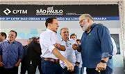 Governador realizou visita técnica a obras da estação Varginha - Continue lendo