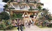 Na Avenida Faria Lima, em São Paulo, um edifício comercial de 3 pavimentos em construção, segue uma tendência internacional que chega aos poucos ao Brasil, a dos prédios de madeira  - Continue lendo