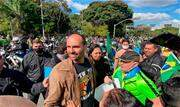 Os ministros Ricardo Salles, Marcos Pontes e Tarcísio Gomes e outros 5 deputados foram autuados por descumprimento da legislação que determina o uso da proteção facial em espaços públicos - Continue lendo