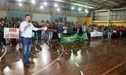 Na última segunda-feira, 20/05, a Prefeitura de Diadema deu início aos Jogos da EJA Prof. Jorge de Menezes 2019, no Clube Mané Garrincha - Continue lendo