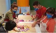 """Iniciativa faz parte do projeto """"Entre Cores"""", que usa o grafite para ensinar arte e promover inclusão social  - Continue lendo"""