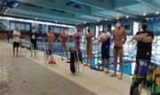 Atletas de alto rendimento da natação e pólo aquático retornaram na segunda (10) às piscinas do Pinheiros - Continue lendo