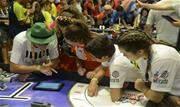 Cerca de 1,2 mil estudantes brasileiros competiram neste fim de semana no Rio de Janeiro, do Festival Sesi de Robótica, com projetos voltados para a pesquisa no espaço - Continue lendo