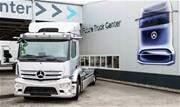Primeiro eActros de produção em série foi fabricado na linha do Future Truck Center na fábrica da Mercedes-Benz em Wörth, na Alemanha - Continue lendo