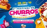 Segunda edição do evento, realizado pela Festival Sabor do Brasil, acontecerá entre os dias 8 e 10 de novembro - Continue lendo