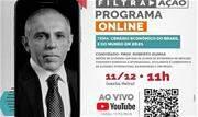 No dia 11 de dezembro, às 11h, Prof. Roberto Dumas, mestre em Economia com mais de 30 anos de experiência no mercado financeiro, fará uma análise do cenário econômico em 2021 - Continue lendo