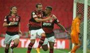 Com gols de Pedro, Bruno Henrique e Everton Ribeiro, rubro-negro joga melhor e garante vitória em casa - Continue lendo