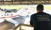 A Polícia Federal (PF) deflagrou na manhã de hoje (12) a Operação Flight Level, que apura o crime de tráfico internacional de drogas por meio de aviões executivos - Continue lendo