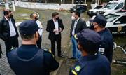 Com apoio das polícias Civil e Militar, Guarda Municipal realizou a autuação de depósito irregular durante a ação - Continue lendo