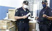 Foram disponibilizados 16.100 luvas descartáveis, 16.132 máscaras descartáveis e 645 frascos de álcool em gel de 500 ml. - Continue lendo