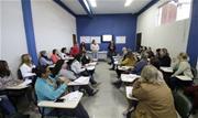 Encontro foi ministrado pela Coordenadoria Pedagógica da Secretaria de Educação da cidade - Continue lendo