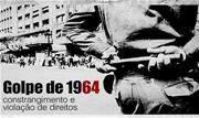 """Bolsonaro disse ontem que o aniversário do golpe militar de 31 de março de 1964, que deu início à ditadura militar, é um """"grande dia da liberdade"""". - Continue lendo"""
