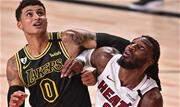Camisa 22 ofusca grande atuação de LeBron James e força jogo 5 de grande final - Continue lendo