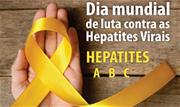 """Na semana de 22 a 26 de julho, as UBSs de Mauá realizarão a campanha """"Julho Amarelo de Conscientização às Hepatites Virais"""", com a aplicação de testes rápidos, palestras e prevenção - Continue lendo"""