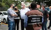 Ação foi intermediada entre o Governo do Estado e a Prefeitura; Superintendente da Polícia Técnico-cientifica, Dr. Maurício Costa, acompanhou a vistoria - Continue lendo
