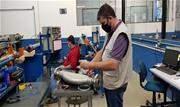 A ação foi realizada pela equipe de fiscalização da regional do instituto em Santo André - Continue lendo