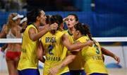 Equipe brasileira foi superada pelos Estados Unidos na decisão da primeira edição dos Jogos Mundiais de Praia - Continue lendo