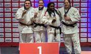 Rebeca Sousa foi vice-campeã na categoria +70kg no IBSA Judo American Championship - Continue lendo