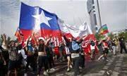 """Um dia após 1,2 milhão de manifestantes irem às ruas de Santiago nessa sexta-feira, Piñera afirmou que todos """"escutaram a mensagem"""" e """"mudaram"""" - Continue lendo"""