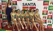A equipe de Ginástica Rítmica de Mauá participou, entre os dias 28 de novembro e 4 de dezembro, da Copa Panamericana de Clubes da modalidade em Rosário, na Argentina - Continue lendo