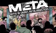 O projeto do roteirista Marcelo Saravá traz em sua trama uma organização com detetives que atuam em diferentes mídias narrativas, como quadrinhos, teatro e literatura - Continue lendo