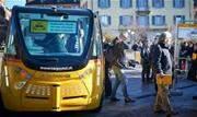 Fabricante francesa prevê vender 450 miniônibus autônomos até o final de 2018. Navya Technologies diz que deste total, 150 serão para os EUA - Continue lendo