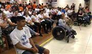 Evento leva informações e políticas públicas às pessoas com deficiência do município e região; ações continuam em outras cidades nesta sexta - Continue lendo