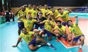 Brasileiros superaram canadenses por 3 sets a 0, em Sofia, na Bulgária  - Continue lendo