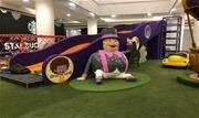 Com entrada gratuita, a atração infantil tem espaço decorado com personagens e brinquedos para garantir a diversão da garotada - Continue lendo