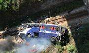 Um ônibus caiu de uma ponte no início da tarde de hoje 4, no entroncamento das BRs 262 e 381 em João Monlevade, Região Central de Minas, deixando pelo menos 16 mortos e 27 feridos - Continue lendo