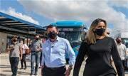 Chefe do Executivo visitou nesta terça-feira (18/05) o BRT Sorocaba, modal similar ao que será instalado em São Bernardo - Continue lendo
