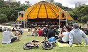 OSSA e Parlapatões se encontram para o 'Circo em Concerto' neste domingo, no Parque Central;  teatro, cinema, música, exposições, teatro e lazer são outras opções no fim de semana - Continue lendo