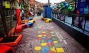 Projeto Favelas do Brincar cria intervenções que podem inspirar e estimular o aprendizado através do brincar - Continue lendo