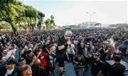 Bandas Maneva, CPM22 e Suicidal Tendences agitaram a Esplanada do Paço de São Bernardo no fim de semana - Continue lendo