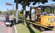 Com verba estadual, Prefeitura de Ribeirão Pires instala novo calçamento na via com piso intertravado e iluminação, em espaço voltado a atividades ao ar livre - Continue lendo