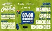 Parque da Juventude será reinaugurado neste fim de semana com atrações como Maneva, CPM 22 e Suicidal Tendencies - Continue lendo