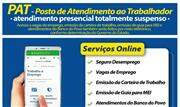 Portal e aplicativo para celulares do Governo Federal oferecem acesso a vagas, seletivas, emissão de Carteira de Trabalho Digital, entre outros - Continue lendo