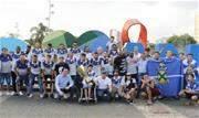 Os jogadores do Esporte Clube Santo André celebraram o título conquistado percorrendo, no caminhão do Corpo de Bombeiros, as ruas da cidade. Prefeito recebeu a equipe vitoriosa no Paço - Continue lendo