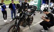 Motociclistas serão orientados sobre segurança viária e poderão receber uma revisão nos itens essenciais da moto - Continue lendo