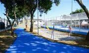 Praça José Fortuna passou por revitalização completa, passando a contar com quadra esportiva, playground, pista de caminhada, entre outras atrações - Continue lendo