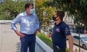 Prefeito visitou nesta quarta-feira (14/10), ao lado do vice-prefeito Marcelo Lima, a Praça-Parque Roberto Catelan, no Jardim Irajá - Continue lendo