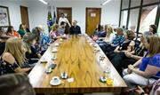 O objetivo do prefeito foi ouvir as educadoras para acolher demandas e sugestões para melhorar ainda mais a Educação Infantil - Continue lendo