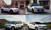 """Para comemorar seu centenário, Citroën lança série especial """"100 Anos"""" para os modelos C4 Cactus, C3, Aircross e C4 Lounge - Continue lendo"""
