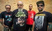 A banda Ratos de Porão, um dos maiores nomes do cenário rock independente nacional, faz uma apresentação com entrada gratuita neste domingo (4), no Parque da Juventude Ana Brandão - Continue lendo