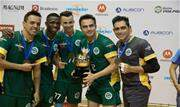 Campeões em todas as edições que participaram, desta vez os três atletas não estarão na mesma equipe no evento em São Bernardo do Campo - Continue lendo