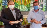 Prefeito entrega ao Estado plano de São Bernardo para reabrir atividade econômica; na reunião apresentou a estrutura municipal no combate à pandemia  - Continue lendo