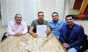 O encontro garantiu o repasse de R$ 3,5 milhões para a construção da UBS Vila Paulina e de R$ 500 mil para reforma de campo de futebol - Continue lendo